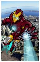 Ironman by bigMdesign