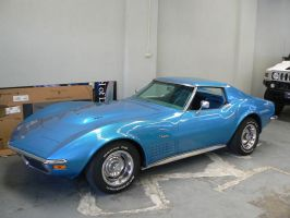 Chevrolet Corvette by mags05