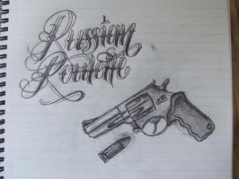 Russian Roulette by 12KathyLees12