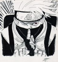 Kakashi... by coolgil
