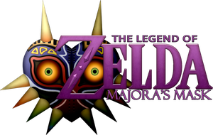 Majora's Mask Logo by BLUEamnesiac