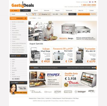 GastroDeals by DOVeDesigns