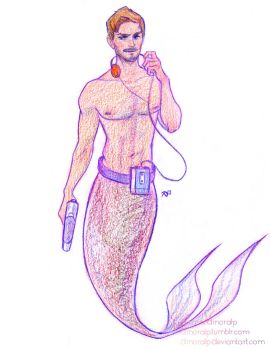 Mermay 10 day Marvel StarLord by Dinoralp