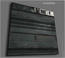 Weathered Building - Base Metal by Jacob-3D