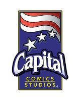 Capital Comics Studios Logo by gwdill