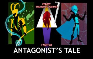 Forget the Hero Journey - Women want an Antagonist by RobinRone