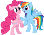 It's OK Pinkie Pie! by uxyd