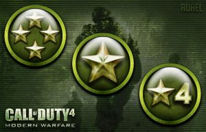 CoD 4 dock icons _1 by aurel71