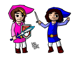 GG: Wind Waker. by GoodMorningFate