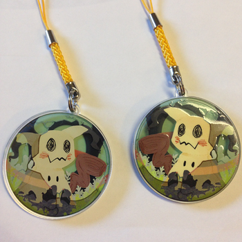 Mimikyu Charms for Sale by Ventisette-Stelle