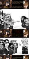 HOBBIT: The Honest Truce by Kumama