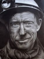 Coal Miner by Polonx