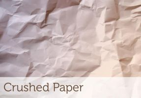 Crushed Paper Brushes by cloudstreetlab