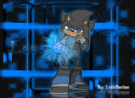 Leo the Tenrec by Light-Spriter