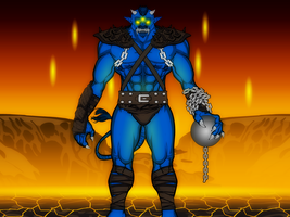 The Oni Destroyer by Vectorman316