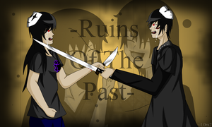 (CPOC) Black Rose and Nightfall: Ruins of the Past by L0ra2