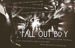 Fall out Boy Lyrics by SarahxSmiles