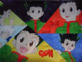 My name is Gon! by Gamble55