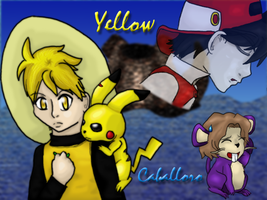 Yellow Saga Promo thingy by ZuzuTheMudkip