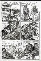 Landlock Sample Page Pencils by MRNeno