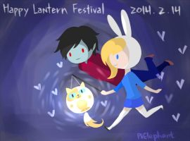 Happy Lantern Festival by PvElephant