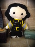 Lin Bei Fong Plushie by jasmineofderpsalot