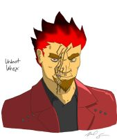 Mass Effect Humans-Wrex by cat-gray-and-me78