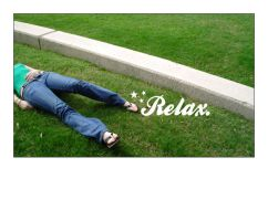 Relax in the grass. by jack22
