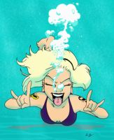 Rock Out by underwatertoons