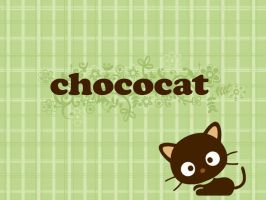Chococat by mabelpinesrules1