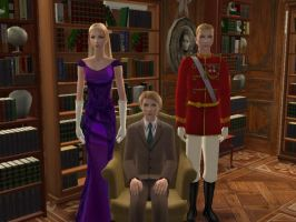 The Ashford Family Sims-RE:CV- by Ryoutou