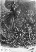 LotR: Fall of the WitchKing by Zarem