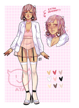 VDAY BABE ADOPT AUCTION [OVER] by ayaben