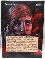 Magic Alteration: Necromancy 3/6/15 by Ondal-the-Fool