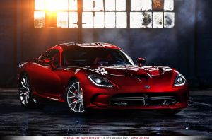 2013 SRT Viper GTS 06 - Press Kit by notbland