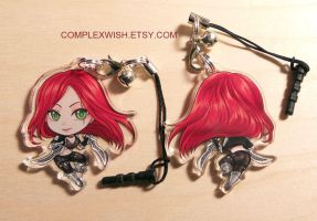 Katarina charm by ComplexWish