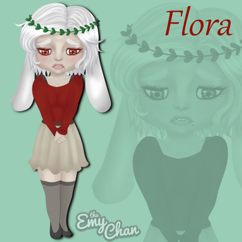 OC Flora by TheEmyChan