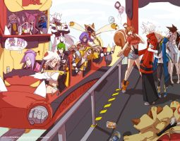 .Red Devil second grand opening... by MadiBlitz