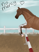 No Mercy Jumping by RisingAngelss