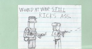 World At War by Carpetking2