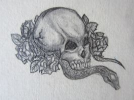 Tattoo Design by NoNutritionalValue