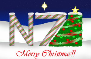 Christmas N7 by LadyIlona1984