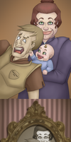 Vimes Family Photo Both by SkutterNomed
