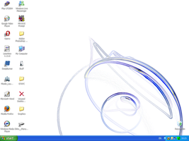 My Desktop by effervescance