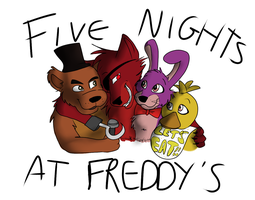 Five Nights at Freddy's by AnimalEmotionStudios