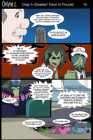 Onlyne Z Chap.5 Disaster! Tokyo in Trouble!- 15 by BiPinkBunny
