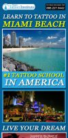 Learn How To Tattoo In Miami Beach by mastertattoo12