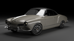 Karmann Ghia Wip (2) by pierre-allard