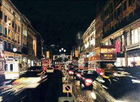 London by birographic