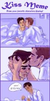 Kiss meme - Alan and Ben by Nike-93